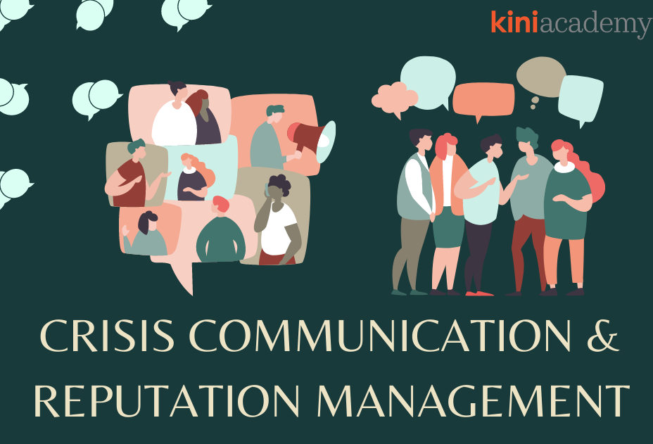 Crisis Communications and Reputation Management